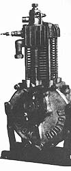 The Mother of all motorcycle engines - the DeDion-Buton