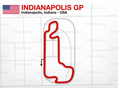 The 2011 Indianapolis Grand Prix will be the 19th GP road race to be held on American soil.