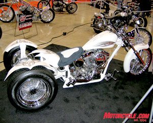 My favorite Trike (and I Don�t Even Like Trikes.)