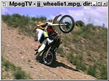 Fortunately, Jerry's video takes an aggressively low-budget stance towards sourcing and setting up your wheelie machine. Good advice, says MO.