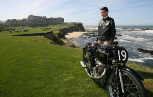 Legend of the Motorcycle Concours at Half Moon Bay