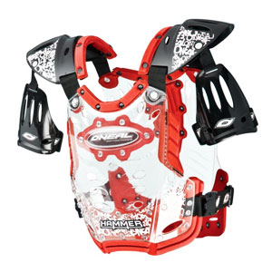 2011 O'NEAL YOUTH HAMMER CHEST PROTECTOR