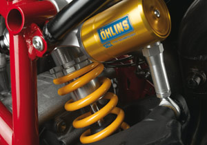 Learn to adjust your motorcycle suspension to fit your needs.