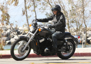 Motorcycle Insurance: Property or Physical Damage