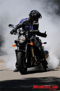 If you like to take chances can could endanger you or others, perhaps motorcycling isn't for you.