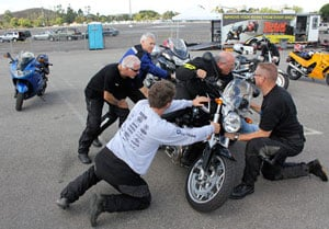 Motorcycle Safety Primer