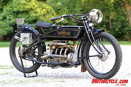 Raised from the dead and restored with a few modern conveniences, this piece of American motorcycle history is alive and well.