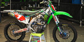 Inside the 2013 Supercross Works Bikes