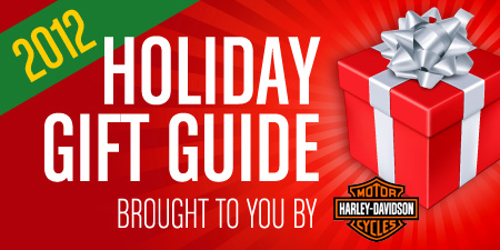 2012 Motorcycle.com Holiday Gift Guide