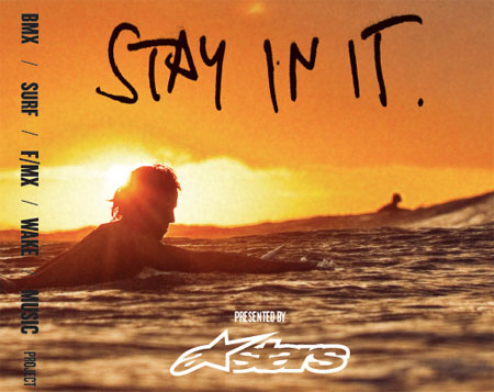 Alpinestars Stay In It DVD