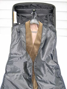 "The Garment Bag works better than most standard bags people often use and would be especially useful for those ""business trips"" that you take on your ""motorcycle."""