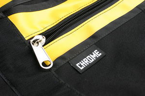 "Chrome's ""Citizen"" bag is well-made, with top-quality stitching and materials."