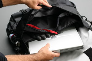 The Commute XL holds your laptop safely and securely, and has enough features to keep you entertained for hours.