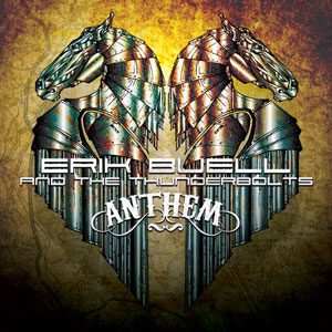 Erik Buell has taken advantage of some recent free time (thanks, Harley!) to record Anthem, an album showing Buell's classic-rock influences and guitar work.