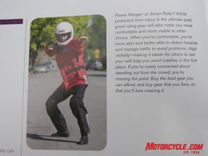 Power Ranger � or Smart Rider?