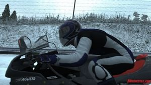 Does Pirelli make a motorcycle snow tire?