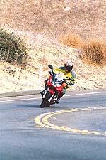 With the revised suspension and upgraded tires, cornering confidence has been improved.
