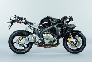 ...and CBR600RR