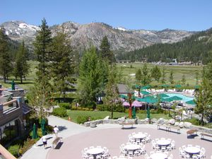 When you stay at the luxurious Squaw Creek Resort, this is your backyard.