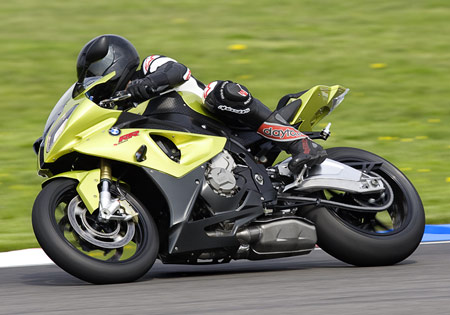 BMW leaps into the literbike market with the S1000RR.