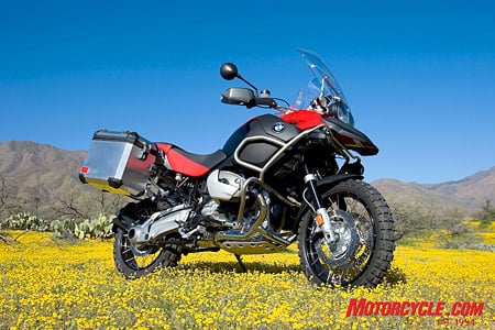 Bug Out Vehicle: Enduro Motorcycle