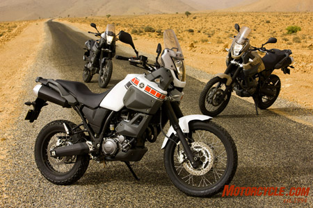 2008 yamaha xt660z tenere review. Black Bedroom Furniture Sets. Home Design Ideas