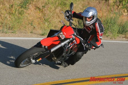 Nearly $10,000 for a 550cc streetbike sounds expensive until you ride one.