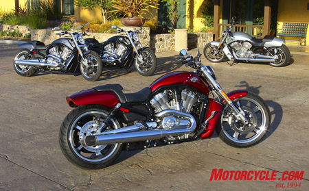 2009 Harley-Davidson VRSCF V-Rod Muscle Review - Motorcycle.com