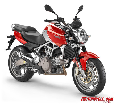 The Aprilia 850 Mana has some secrets.
