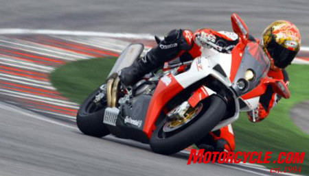 The �D� in DB7 stands for Ducati, the seventh iteration of a Bimota that�s powered by a Ducati engine.