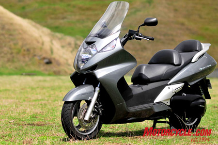 2008 honda silver wing abs review. Black Bedroom Furniture Sets. Home Design Ideas