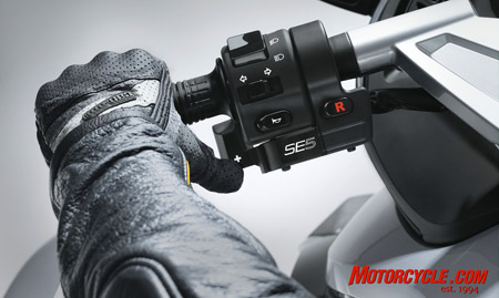 The next generation Spyder is built for an even wider market with the addition of a thumb shifter.