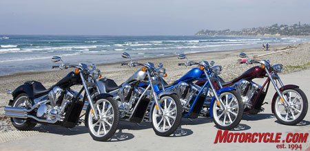 Honda's new Fury is now arriving on our shores for $12,999. Ocean view not included.