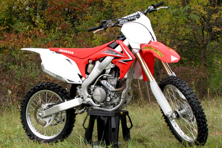 2010 Honda CRF250R Review - Motorcycle.com