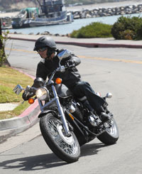 The Shadow RS is a fun and unintimidating ride. At $7,799, it's fairly affordable, but it retails for more than Harley's 883 Sportster which starts at $6,999.