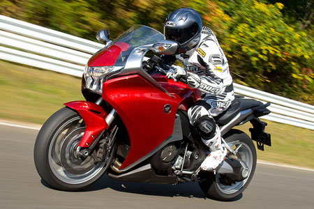 The 2010 Honda VFR1200Fis ready to blow away preconceptions and the competition.