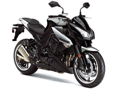 The Z1000 is back in 2010!