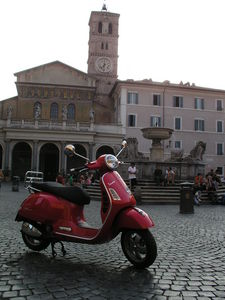 Italians don't even know when they're being picturesque...