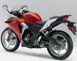 2011 Honda CBR250R Tech Review