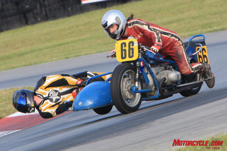 Vintage Motorcycle Days reminds us where our sport and hobby came from. It's a motorcycle dream world seen through a rear-view mirror.
