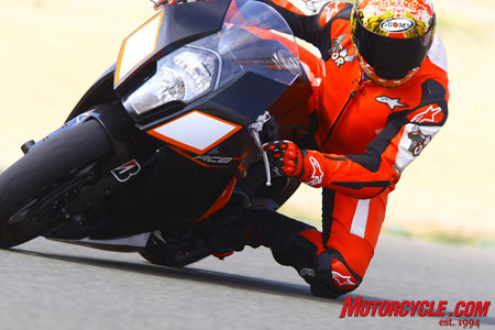 We'd love to see the RC8R test itself in a major racing series.
