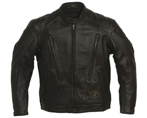 Triumph H2Protec Jacket. Stylish, warm and dry: Three things not normally associated with the English.