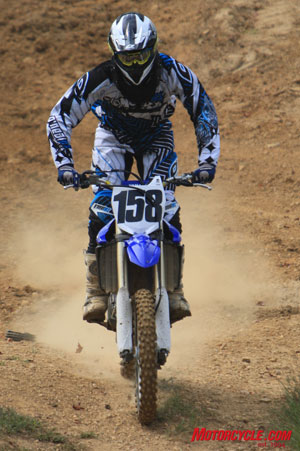 2010 Yamaha Yz450f Review Motorcycle Com