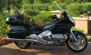 The Gold Wing is simply an icon in touring motorcycles.