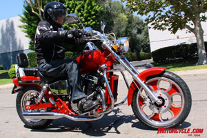 2009 Johnny Pag Motorcycles Review - Motorcycle com