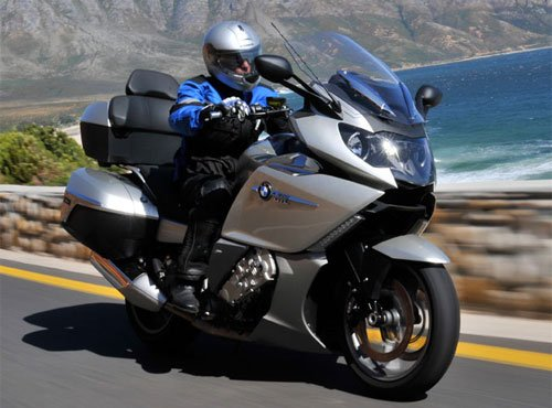 bmw k1600gt and bmw k1600gtl - motorcycle