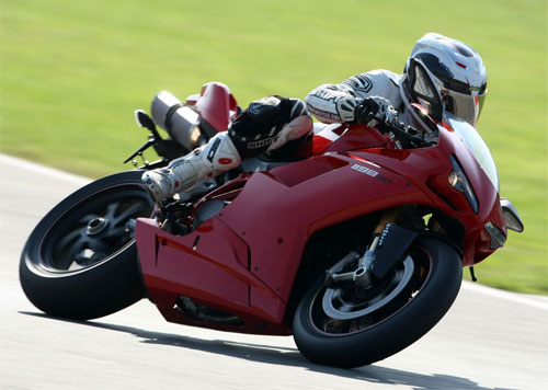 ducati 1198 superbike series - motorcycle