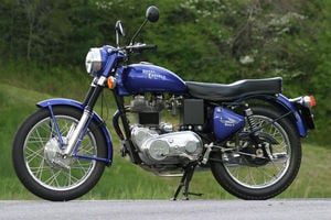 MO goes high-tech. Royal Enfield also does our HTML coding.