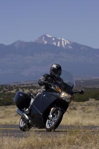 Can a sport touring motorcycle get any better? Perhaps not. Can Pete's riding get any better? Most definitely.