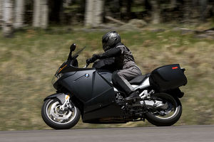 BMW Motorcycles: Refined and superb.